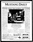 Mustang Daily, May 13, 1986