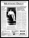 Mustang Daily, May 14, 1986