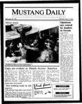 Mustang Daily, May 19, 1986