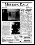 Mustang Daily, May 20, 1986