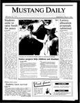 Mustang Daily, May 21, 1986