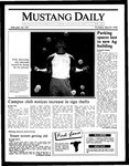 Mustang Daily, May 22, 1986