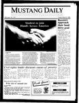 Mustang Daily, May 23, 1986