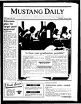 Mustang Daily, June 3, 1986