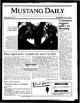 Mustang Daily, June 4, 1986