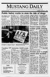 Mustang Daily, January 31, 1989