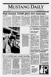 Mustang Daily, February 1, 1989
