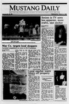 Mustang Daily, March 8, 1989
