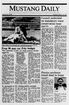Mustang Daily, March 16, 1989