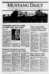 Mustang Daily, April 6, 1989