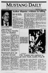 Mustang Daily, April 12, 1989