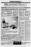 Mustang Daily, April 24, 1989