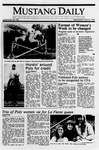 Mustang Daily, April 26, 1989