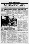 Mustang Daily, May 1, 1989