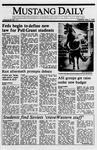 Mustang Daily, May 2, 1989