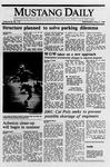 Mustang Daily, May 3, 1989