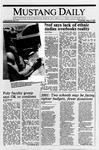 Mustang Daily, May 4, 1989