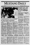 Mustang Daily, May 5, 1989