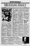 Mustang Daily, May 8, 1989