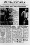 Mustang Daily, May 10, 1989