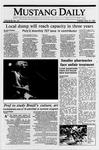 Mustang Daily, May 16, 1989
