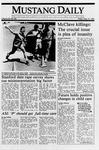 Mustang Daily, May 19, 1989