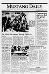 Mustang Daily, May 24, 1989