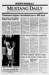 Mustang Daily, June 5, 1989