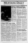 Mustang Daily, June 7, 1989