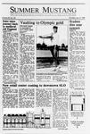 Summer Mustang, July 13, 1989
