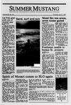Summer Mustang, July 27, 1989