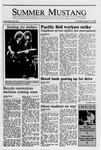 Summer Mustang, August 10, 1989