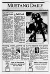 Mustang Daily, September 26, 1989