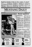 Mustang Daily, October 2, 1989