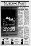 Mustang Daily, October 4, 1989