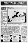 Mustang Daily, October 13, 1989