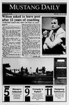 Mustang Daily, October 23, 1989