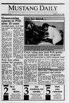 Mustang Daily, October 27, 1989