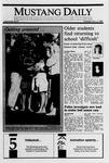 Mustang Daily, November 2, 1989
