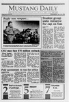 Mustang Daily, January 24, 1990