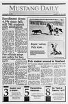 Mustang Daily, January 30, 1990