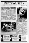 Mustang Daily, February 7, 1990