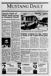 Mustang Daily, March 7, 1990