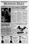 Mustang Daily, April 5, 1990