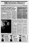 Mustang Daily, April 6, 1990