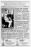Mustang Daily, April 10, 1990