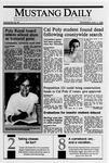 Mustang Daily, April 11, 1990