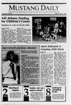 Mustang Daily, April 13, 1990