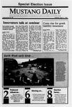Mustang Daily, April 17, 1990
