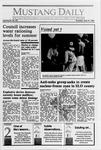 Mustang Daily, April 19, 1990